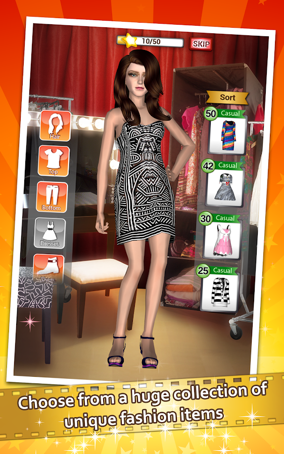 Me Girl Celebs - Movie Fashion- screenshot