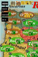 Screenshot of Reconquista Aid