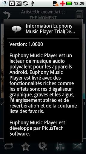 French Language - Euphony MP