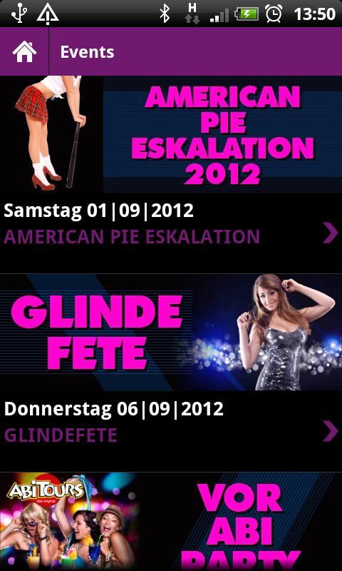 Discothek Haase- screenshot
