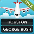 FLIGHTS Houston Airport icon