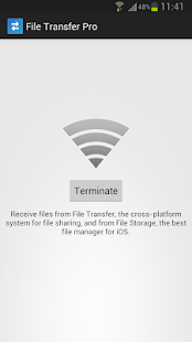 File Transfer Pro - screenshot thumbnail