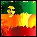 Reggae Rasta Tema de Color icon