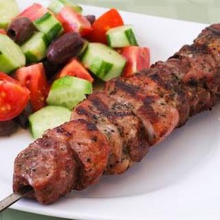 Kalyn's Souvlaki Recipe (Souvlakia).