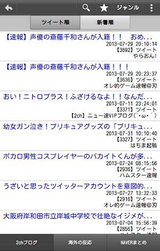 2ちゃんねる・海外の反応・NAVERを一度に!- まとラン!