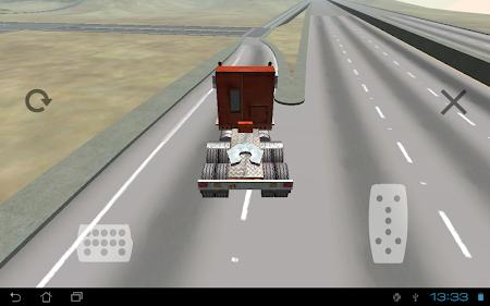 Truck Driving Simulator HD 1.1 screenshot 85983