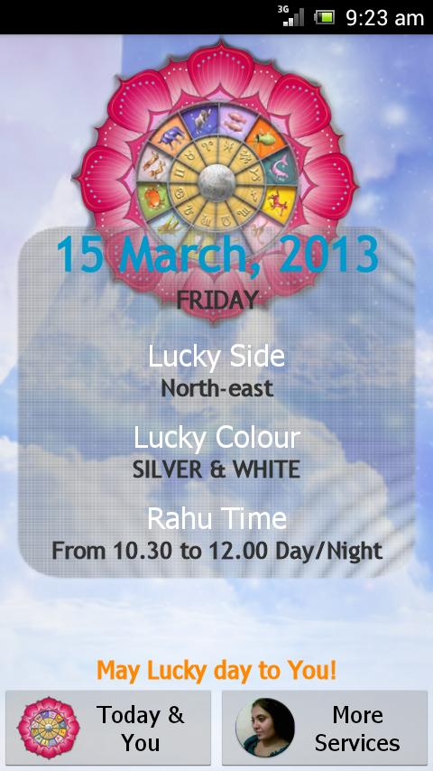 Today's My Horoscope | Sinhala - screenshot