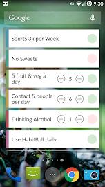 HabitBull - Habit Tracker Screenshot 6
