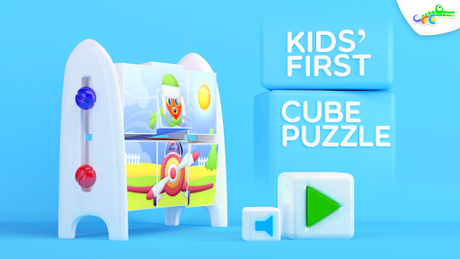 Kids' First Cubes Puzzle