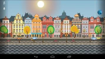 Screenshot of Amsterdam City Live Wallpaper