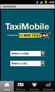taximobile- screenshot thumbnail
