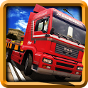 Transport Trucker 3D icon