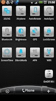 Screenshot of OnOff Widgets Pack