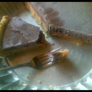 Icebox Peanut Butter Cream Pie: for Mikey.