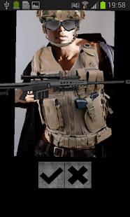特种部队狙击手亭