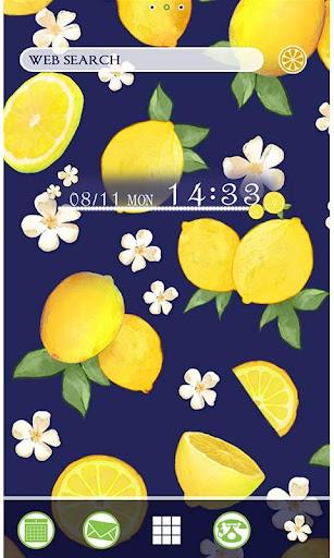 柠檬·海军蓝 for[+]HOME