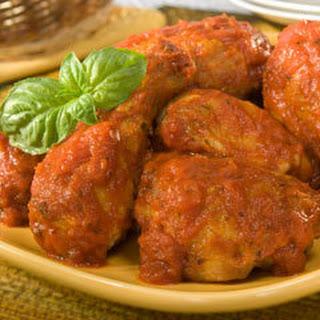 1-2-3 Chicken Cacciatore (6 Servings).