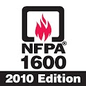 NFPA 1600 2010 Edition logo