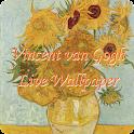 Vincent van Gogh LiveWallpaper logo