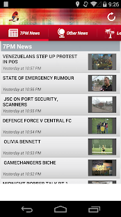 CCN TV6 - screenshot thumbnail