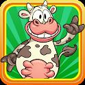 Alien Cow Abduction Run icon