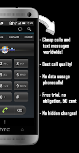 Cheap Calls- screenshot thumbnail