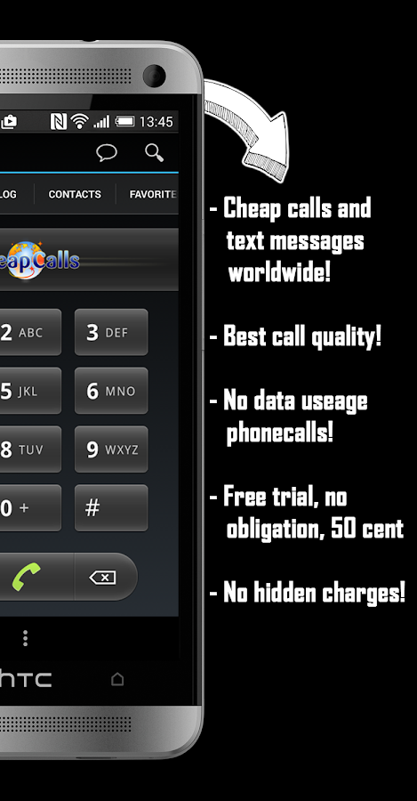 Cheap Calls- screenshot