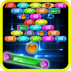 Jewels Brick Breakout for PC and MAC