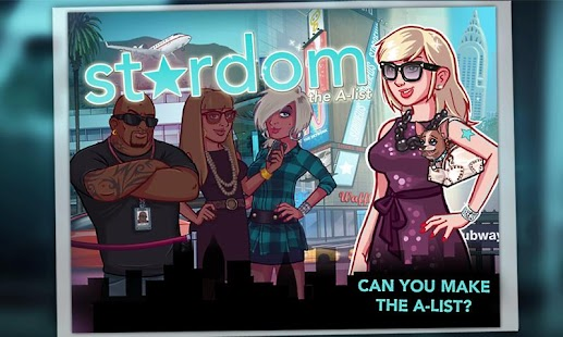 STARDOM: THE A-LIST- screenshot thumbnail