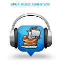 KPOP music adventure game icon