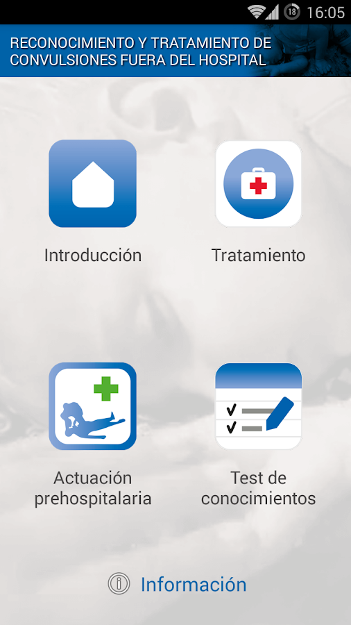 Convulsiones - screenshot