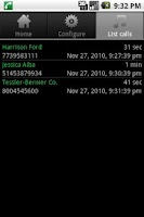 Screenshot of Evercall FREE