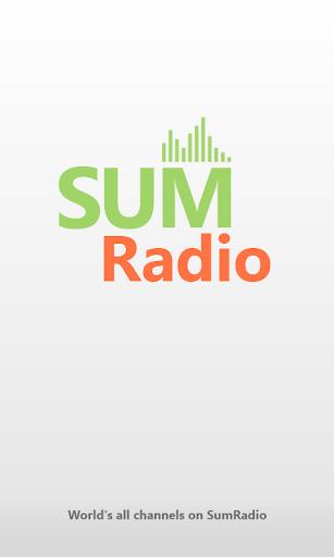 Sum Radio - グローバルFMラジオ