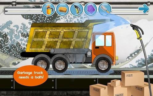 Garbage Truck Simulator Games