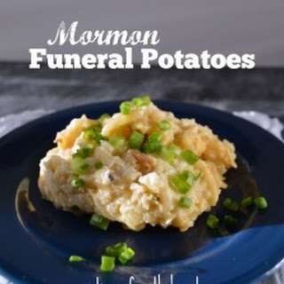 Mormon Funeral Potatoes