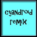 ADW Theme CyandroidRemix logo