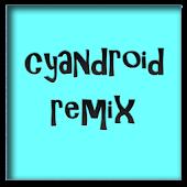 ADW Theme CyandroidRemix