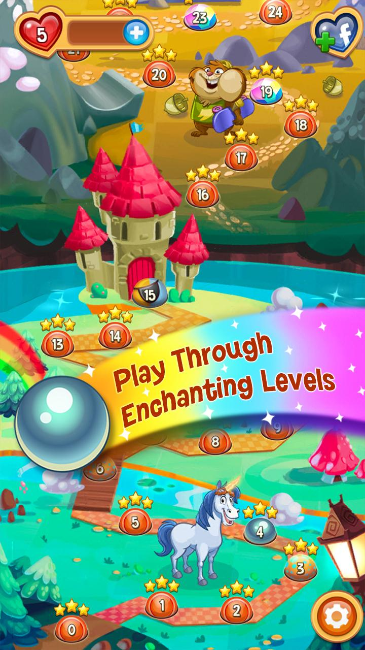 Peggle Blast screenshot #3
