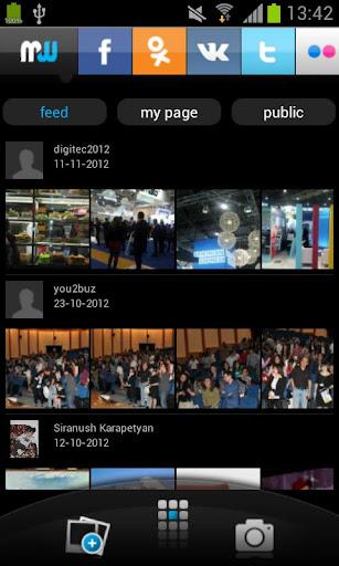 MobiToWeb 3.302 screenshots 1