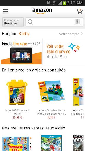 Amazon FR