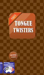 Tongue Twisters 1001 Twisters - náhled