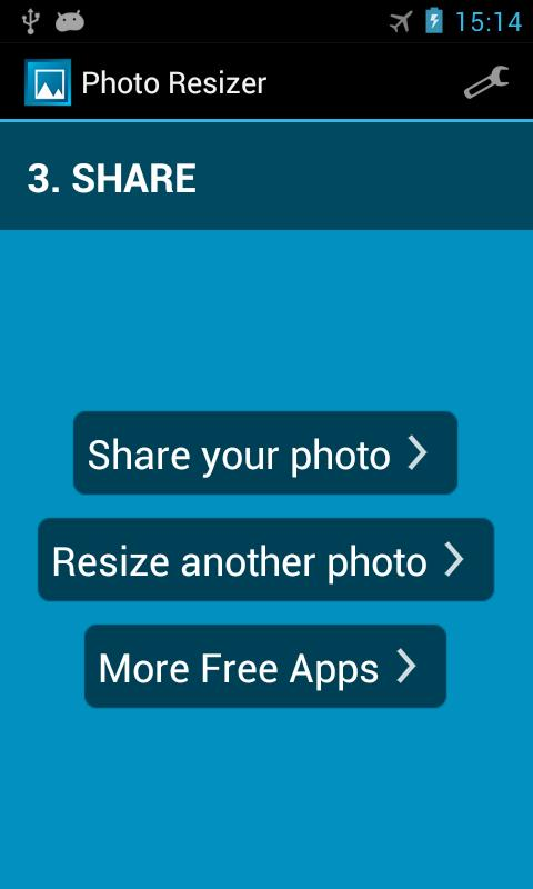 Photo Resizer- screenshot
