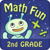 Math Fun 2nd Grade HD