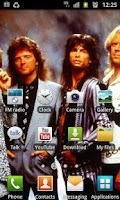 Screenshot of Aerosmith Wallpapers