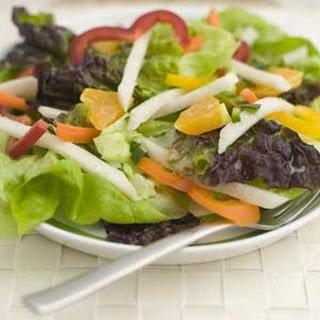 Festive Jicama Salad
