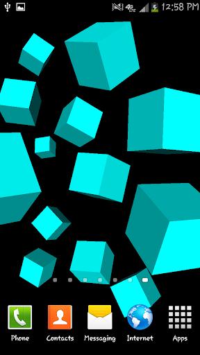 Cubism Live Wallpaper