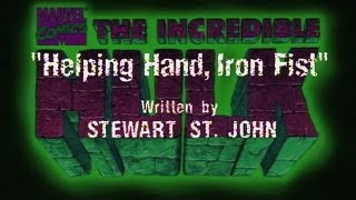 HELPING HAND, IRON FIST