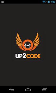 UP2CODE - screenshot thumbnail