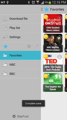 Candypodcast - World version - screenshot