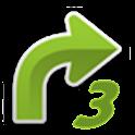 TriShortcuts logo
